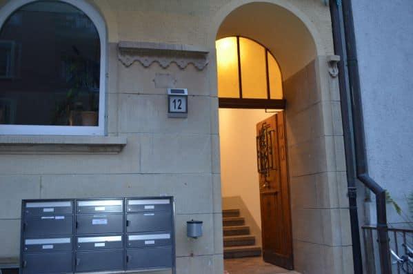 Siamthala Eingang