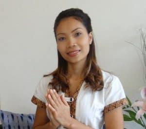 Thai Massage Therapist Mui von Siamthala