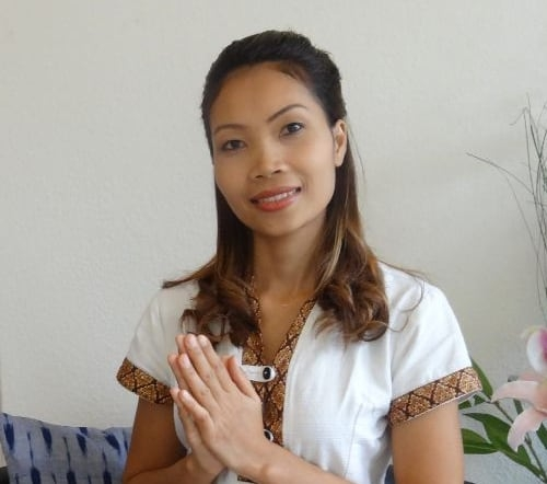 Thai Massage Therapist Mui von Siamthala